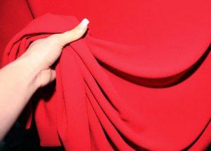 پارچه تریکو ویسکوز لباسی